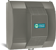 Healthy Climate® Whole-Home Power Humidifier - The Furnace Company - Furnaces, Air Conditoning, Air Quality, Heaters - 24 Hour Service - Lennox Dealer - Edmonton, Alberta, Canada - (780) 450-4328