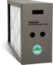 PureAir™ Air Purification System - The Furnace Company - Furnaces, Air Conditoning, Air Quality, Heaters - 24 Hour Service - Lennox Dealer - Edmonton, Alberta, Canada - (780) 450-4328