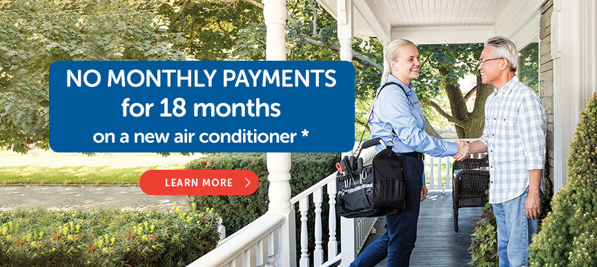Monthly HVAC Offer