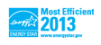 Energy Star - Most Efficient 2013